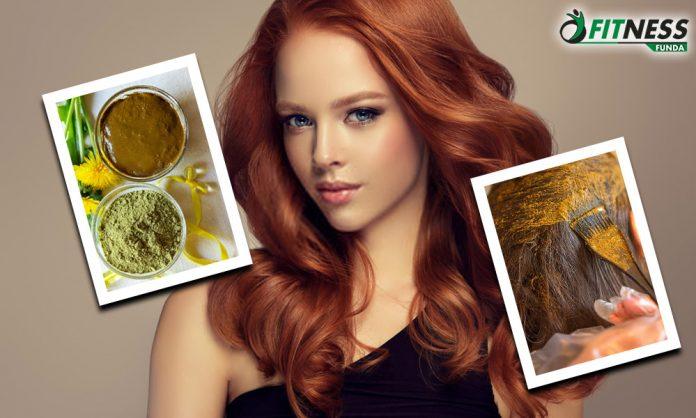 Benefits Of Applying Mehndi To Hair