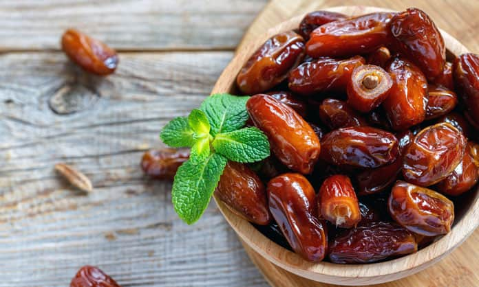 Dates contains multivitamins
