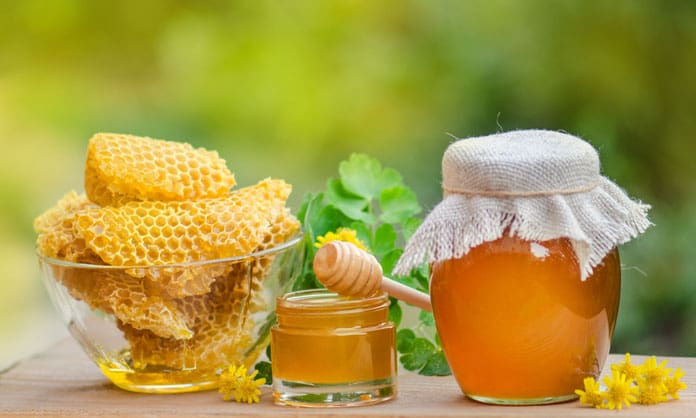 Honey is good for Weight gain & loss